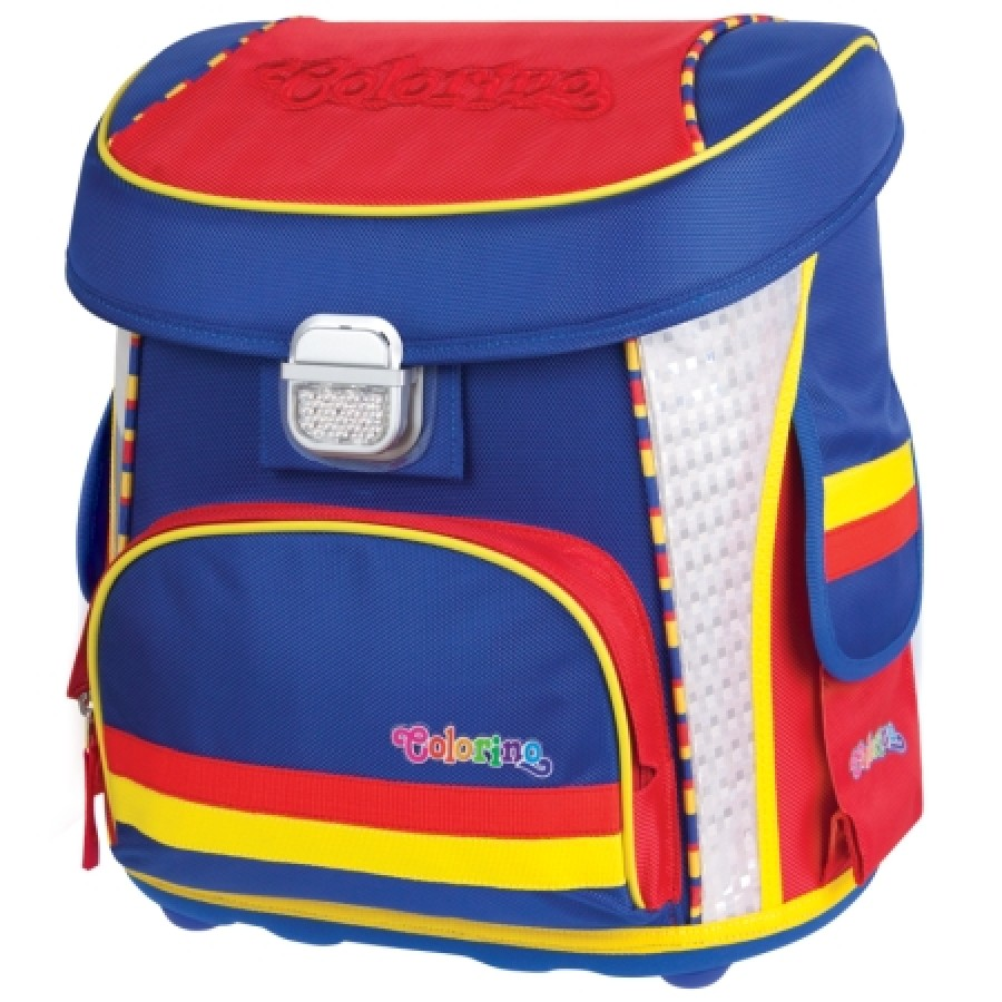 Anatomic school bag