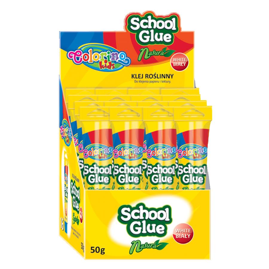 Natural ingredients school glue 50g