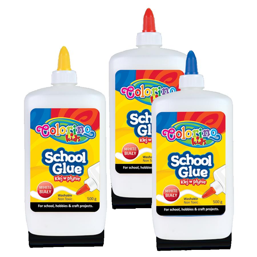 Klej szkolny w płynie 500g  Liquid glue 500g