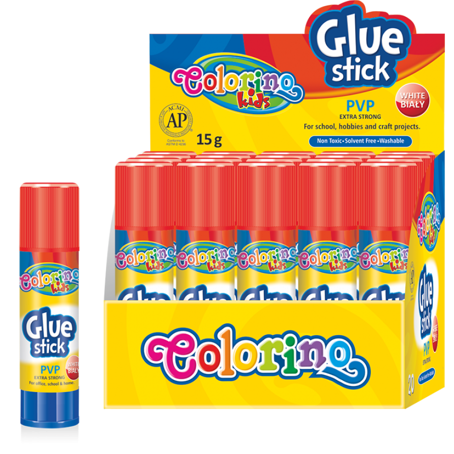 PVP Glue Stick 15g