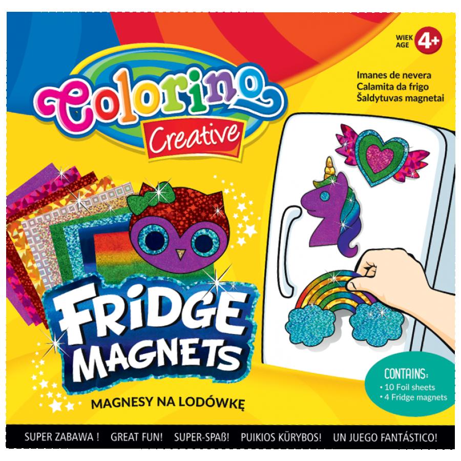 Fridge magnets Mix shapes display box 12 pcs.