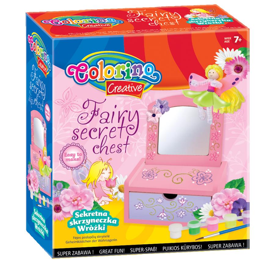 Fairy secret chest